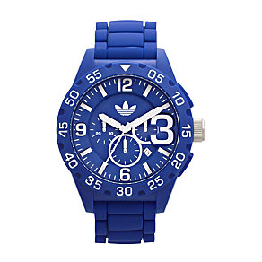 Adidas Newburgh Blue Strap Watch