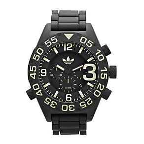 Adidas Newburgh Black Strap Watch - Product number 1021141