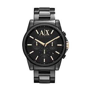 Men's Armani Exchange Bracelet Watch - Product number 1021338