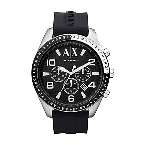 Men's Armani Exchange Stainless Steel Strap Watch - Product number 1021354