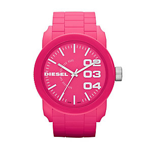 Diesel Pink Strap Watch - Product number 1021486