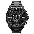 Men's Diesel Black Strap Watch - Product number 1021559