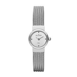 Skagen Ladies' Stainless Steel Strap Watch - Product number 1021907