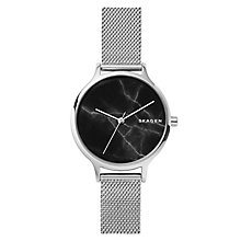 Skagen Anita Ladies' Stainless Steel Mesh Bracelet Watch - Product number 1025260