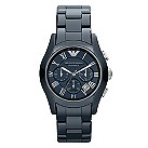 Emporio Armani men's blue ceramic bracelet watch - Product number 1025953