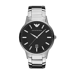 Emporio Armani men's stainless steel bracelet watch - Product number 1026011