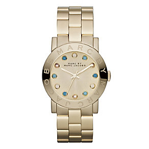 Marc by Marc Jacobs ladies' multi-stone bracelet watch - Product number 1028170