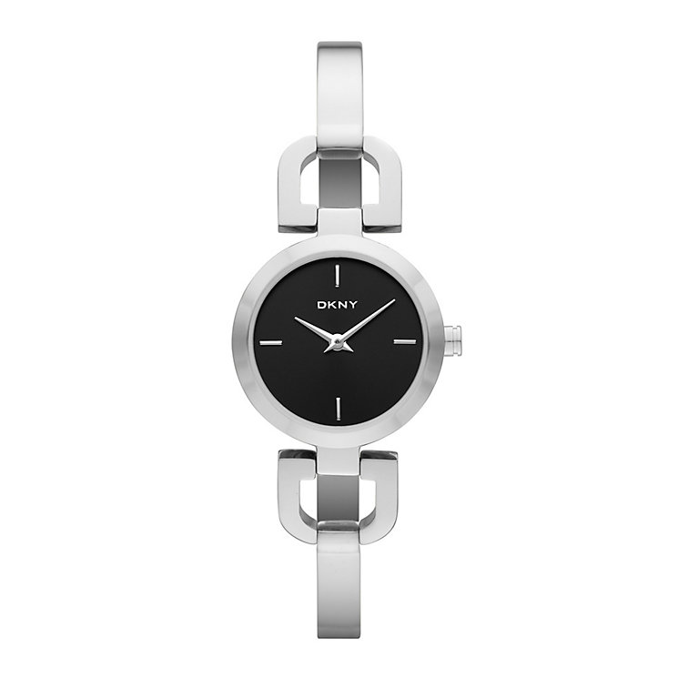 Ladies' DKNY Stainless Steel Bracelet Watch - Product number 1028235