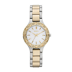 Ladies' DKNY Stainless Steel Bracelet Watch - Product number 1028618