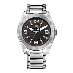 Hugo Boss Orange Men's Stainless Steel Bracelet Watch - Product number 1036998