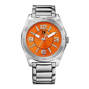 Hugo Boss Orange Men's Stainless Steel Bracelet Watch - Product number 1037005
