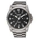 Citizen Eco-Drive men's titanium bracelet watch - Product number 1039415