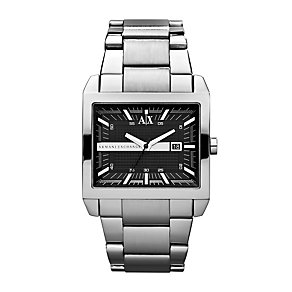 Armani Exchange Men's Stainless Steel Bracelet Watch - Product number 1046381