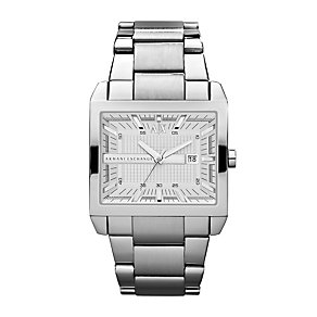 Armani Exchange Men's Stainless Steel Bracelet Watch - Product number 1046411