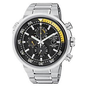 Citizen Eco-Drive Endeavour Men's Steel Bracelet Watch - Product number 1047280