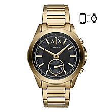 Armani Exchange Connected Drexler Hybrid Men's Watch - Product number 1047701