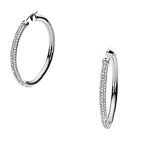 DKNY Glitz Hoop Earrings - Product number 1057235