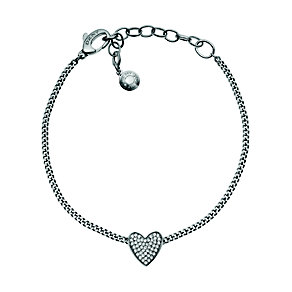 DKNY Crystal Heart Bracelet - Product number 1057316