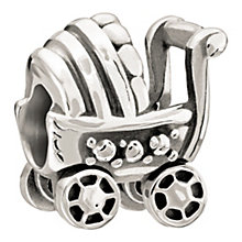 Chamilia Baby Buggy sterling silver bead - Product number 1058762