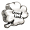 Chamilia Good Luck sterling silver bead - Product number 1058800