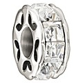 Chamilia Sterling Silver Sparkle Bead - Product number 1060317