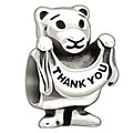 Chamilia Sterling Silver Thank You Beary Much Bead - Product number 1060465