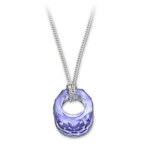 Swarovski Nirvana Baby tanzanite necklace - Product number 1061917