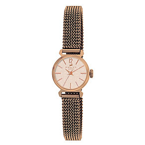 Radley Ladies' Rose Gold-Plated Expander Bracelet Watch - Product number 1062077