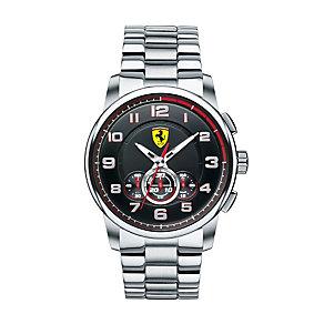 Ferrari men's stainless steel bracelet watch - Product number 1097563