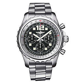 Breitling Chronospace men's stainless steel bracelet watch - Product number 1107755