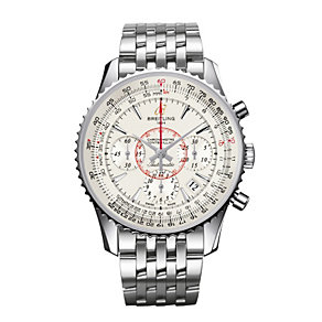 Breitling Montbrilliant men's stainless steel bracelet watch - Product number 1108107