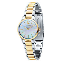 Cross Franklin Ladies' Two Colour Bracelet Watch - Product number 1109421