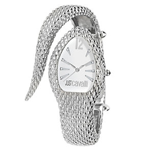 Just Cavalli Poison Ladies' Stainless Steel Bangle Watch - Product number 1114859