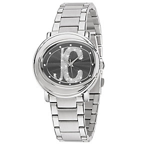 Just Cavalli Ladies' Stainless Steel Crystal Bracelet Watch - Product number 1114891