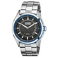 Citizen Eco Drive Men's Stainless Steel Bracelet Watch - Product number 1116142
