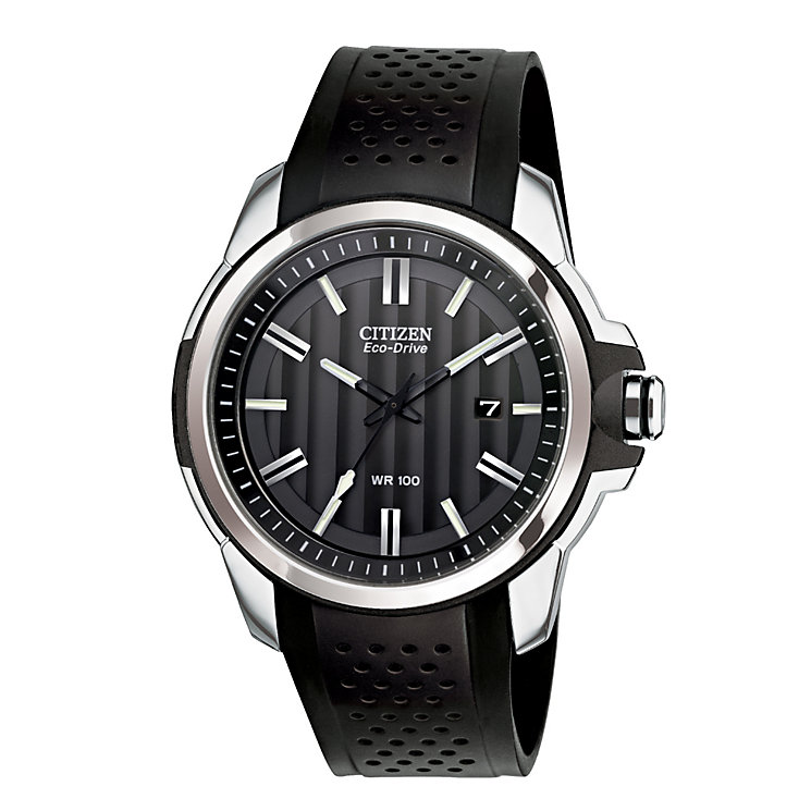citizen watches men s ladies eco drive h samuel drive from citizen eco drive ar2 0 men s rubber strap watch product number