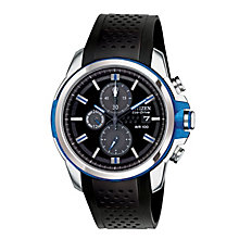 DRIVE From Citizen Eco-Drive AR2.0 Men's Rubber Strap Watch - Product number 1116185