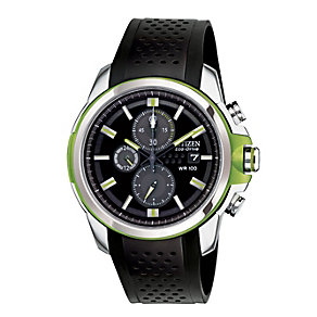 DRIVE From Citizen Eco-Drive AR2.0 Men's Rubber Strap Watch - Product number 1116193