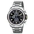 Citizen Eco-Drive Men's  Stainless Steel Bracelet Watch - Product number 1116215