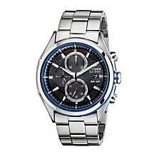 DRIVE From Citizen Eco-Drive HTM2.0 Men's Bracelet Watch - Product number 1116223