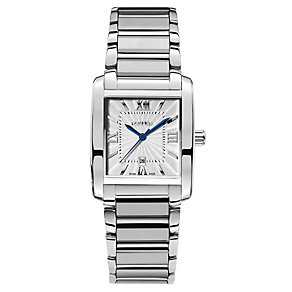 Roamer men's square stainless steel bracelet watch - Product number 1120786