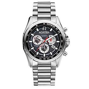 Roamer Rockshell men's stainless steel bracelet watch - Product number 1120808