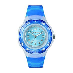 Timex Marathon Child's Bright Blue Strap Watch - Product number 1120921