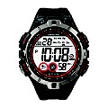 Timex Marathon Child's Dark Grey & Red Digital Strap Watch - Product number 1121472
