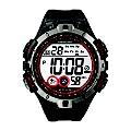 Timex Marathon Child's Dark Grey & Red Digital Strap Watch - Product number 1121472