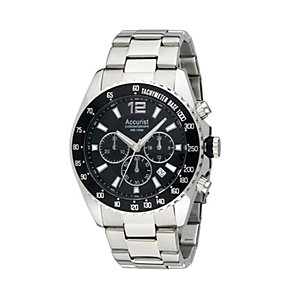Accurist Men's Stainless Steel Bracelet Watch - Product number 1123165