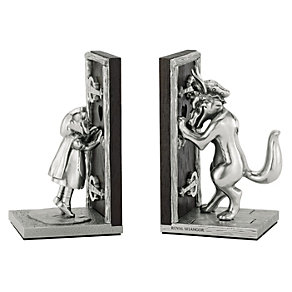 Royal Selangor pewter Red Riding Hood bookend - Product number 1124749