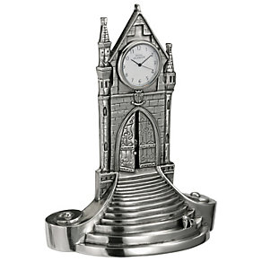 Royal Selangor pewter Cinderella clock - Product number 1124757