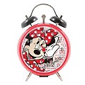 Disney Minnie Mouse Red Alarm Clock - Product number 1128140