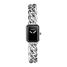 Chanel Premiere Black Dial Bracelet Watch - Product number 1151797
